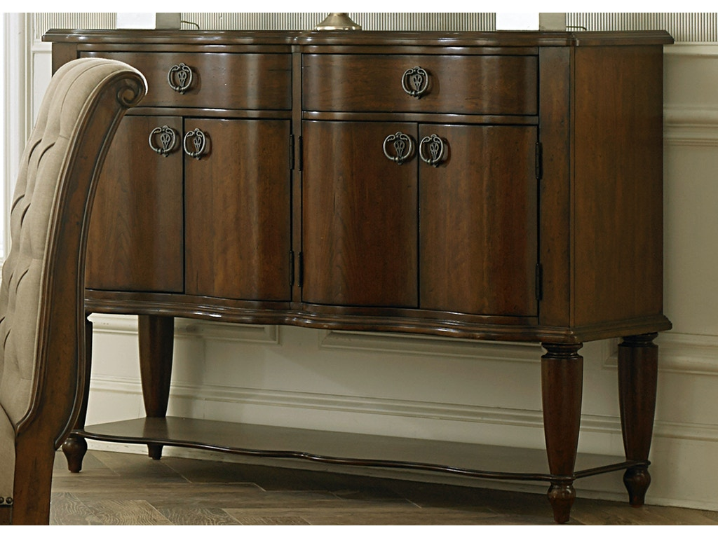 dining room deals | Liberty Furniture Dining Room Buffet 545-CB5742 - Great ...