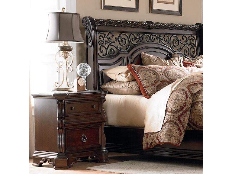 Liberty Furniture Bedroom Night Stand 575 Br61 Furniture Kingdom Gainesville Fl