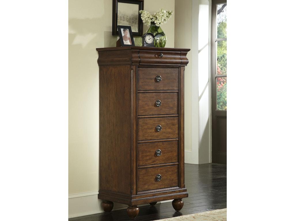 Liberty Furniture Bedroom Lingerie Chest 589 Br46 Arthur