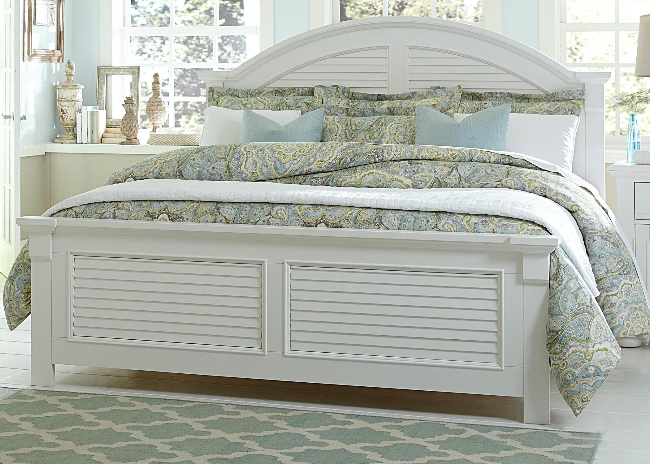 Liberty Furniture King Panel Footboard 607 BR16