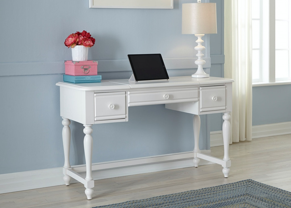 Liberty Furniture Youth Vanity Desk 607 Br35 At Smith Village Home