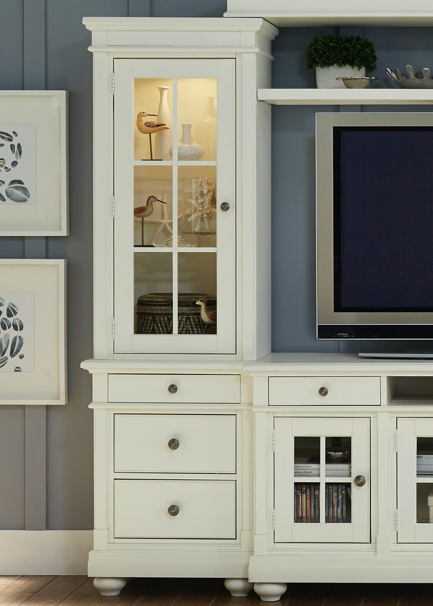 Liberty Furniture Home Entertainment Entertainment Center