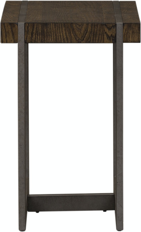 Homestead Collection-SU Living Room Chair Side Table 654 ...
