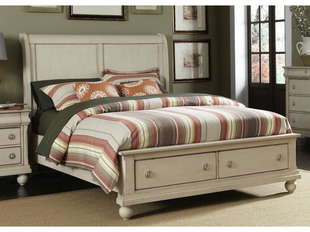 Liberty Furniture Bedroom King Sleigh Headboard 689 Br22h Arthur F Schultz Erie Pa