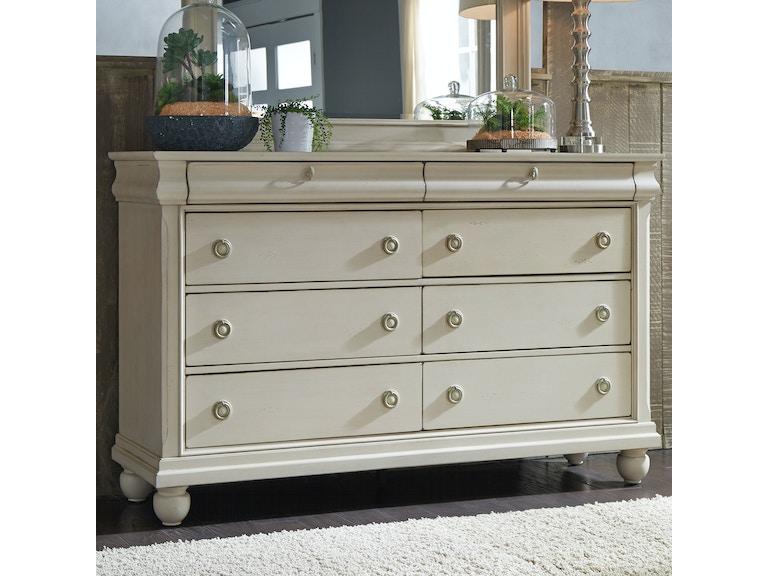 Liberty Furniture Bedroom 8 Drawer Dresser 689 Br31 Great Deals On Furniture Martinez Ga
