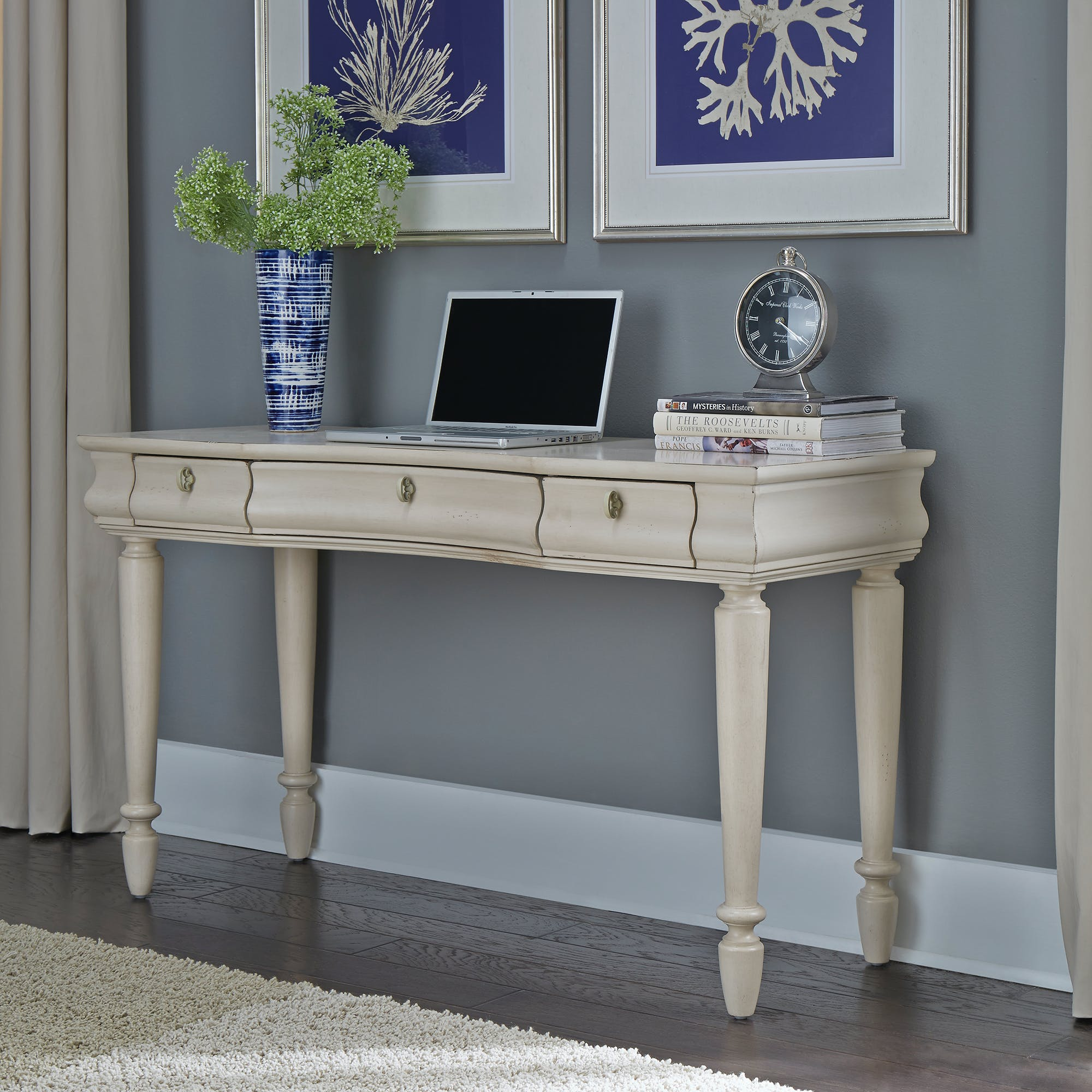 Liberty Furniture Bedroom Vanity Desk 689 Br35 Lynch Furniture Canandaigua Ny