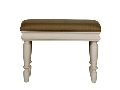 Liberty Furniture Vanity Bench (RTA) 689-BR99