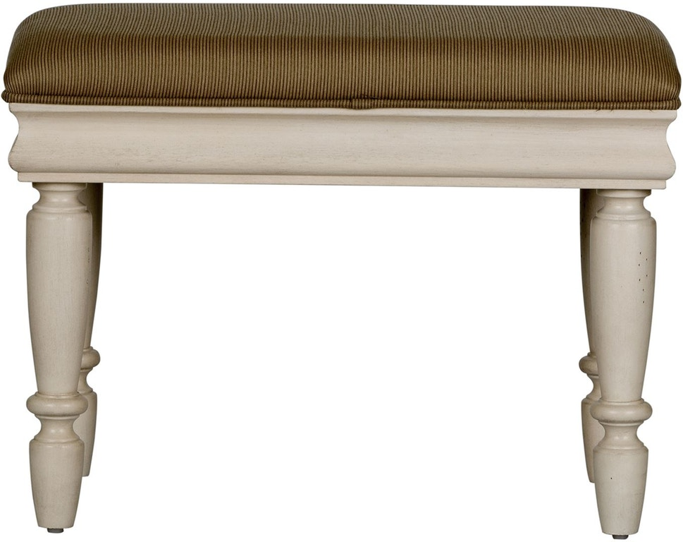 Liberty Furniture Bedroom Vanity Stool - Frazier and Son ...