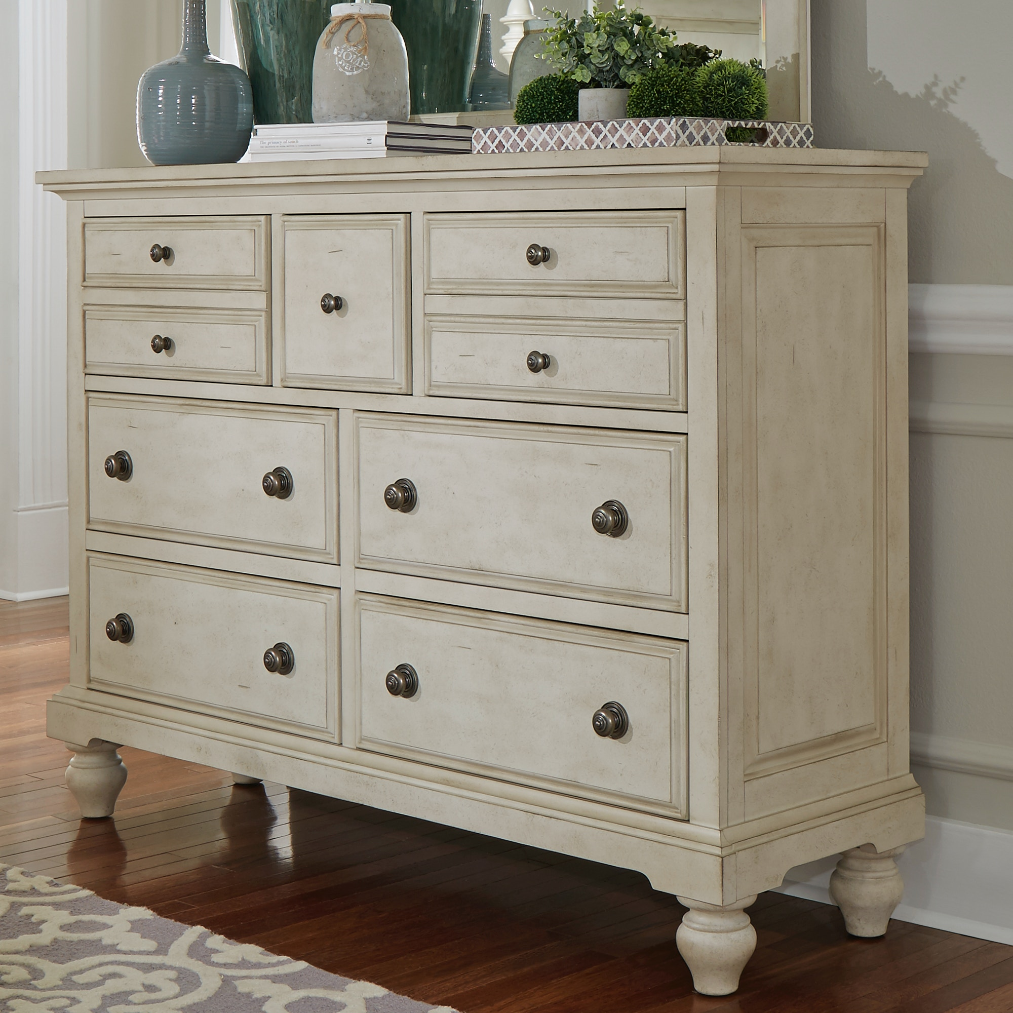 Liberty Furniture Bedroom 7 Drawer Chesser 697 Br31 T H Perkins Furniture Brookhaven Ms