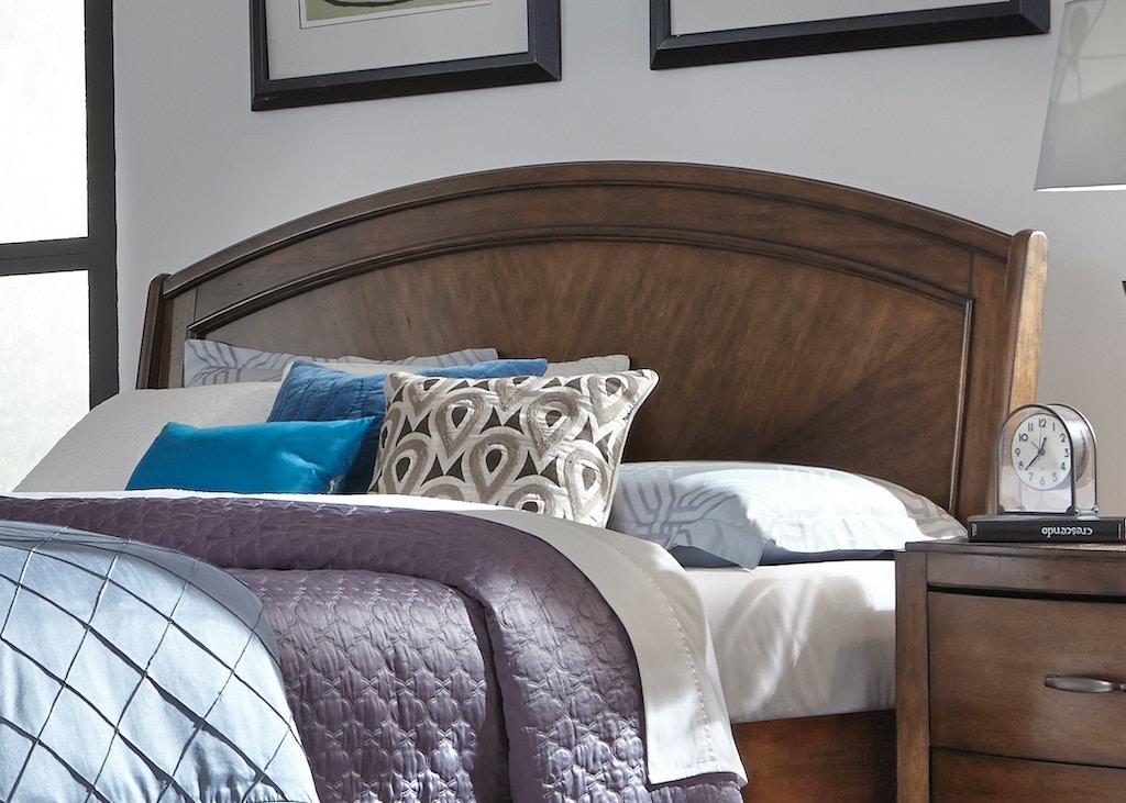 Liberty Furniture Bedroom King Panel Headboard 705 Br24h Quality Furniture Murfreesboro Tn