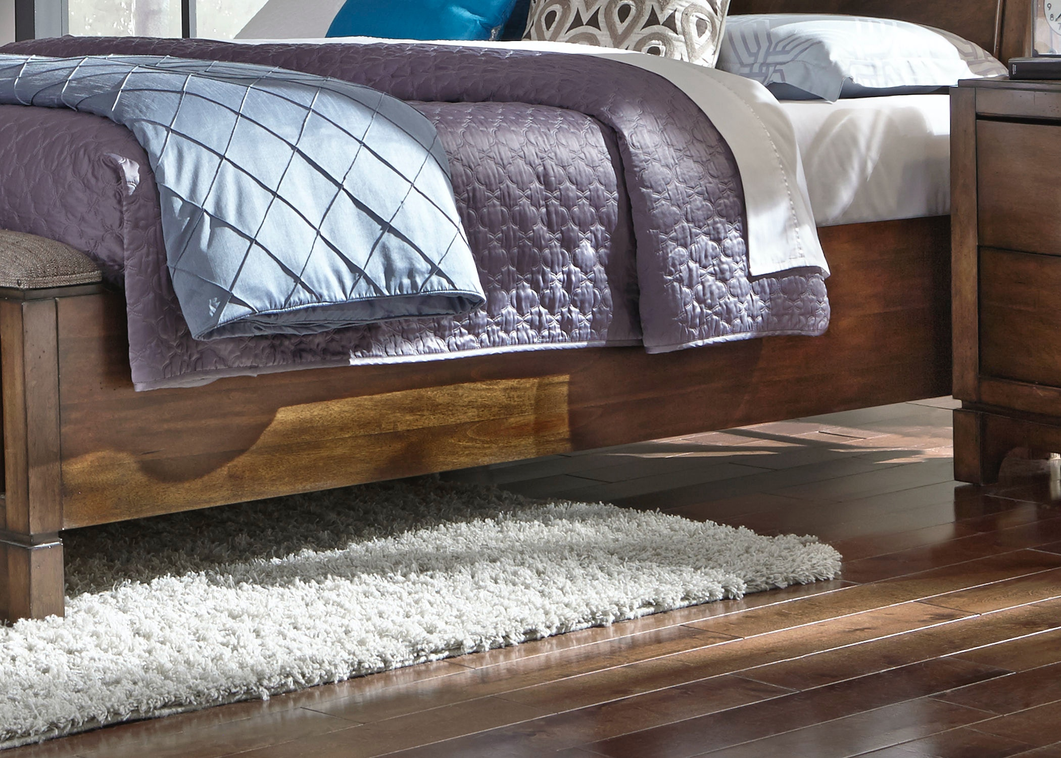 Liberty Furniture Bedroom King Storage Rails W Slats 705 BR24RSP At Waltman  Furniture