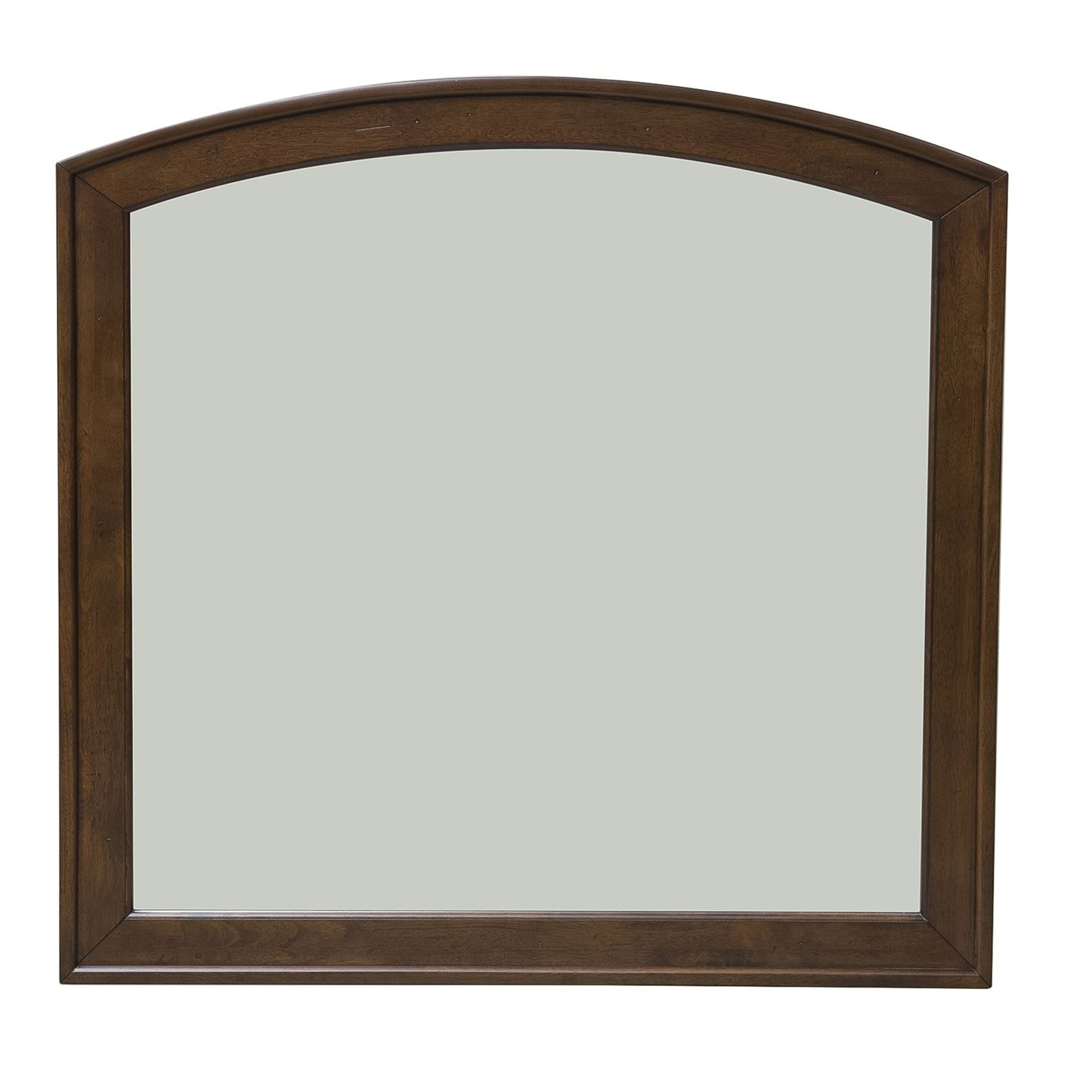 Liberty Furniture Accessories Arched Mirror 705 BR51 At Smith Village Home  Furniture