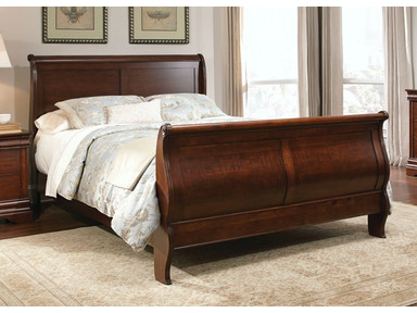 Liberty Furniture King Sleigh Bed 709-BR-KSL