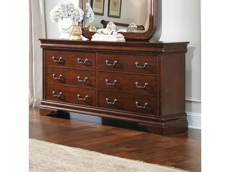 Liberty Furniture Bedroom 8 Drawer Dresser 709 Br31 Hunter S Furniture Foley Orange Beach And