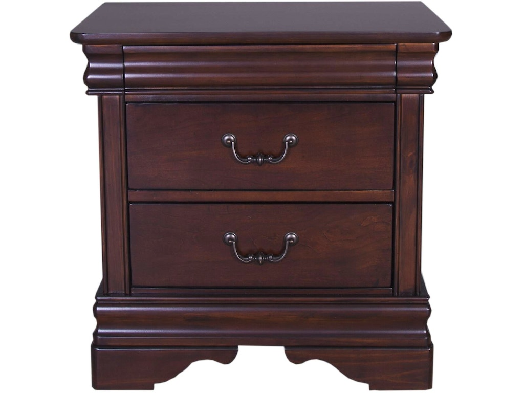 Liberty furniture bedroom night stand 709 br61 smith for Furniture york pa