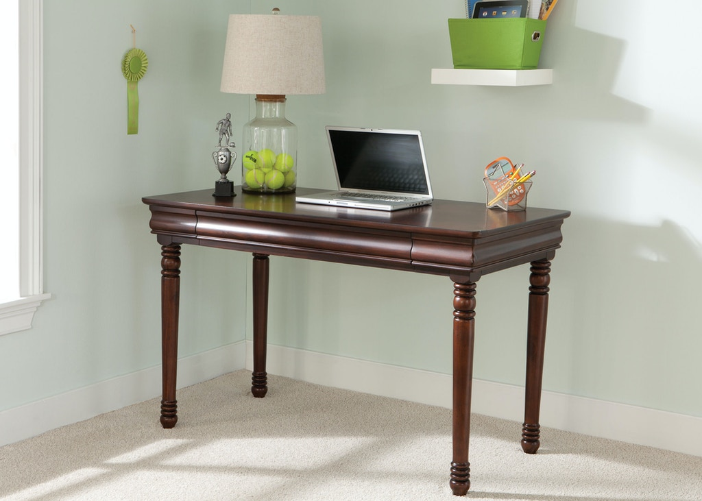 Liberty Furniture Youth Student Desk 709-BR70 - Room to Room ...