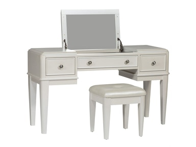 Liberty Furniture Vanity 710-YBR-VN