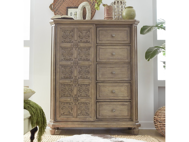 Liberty Furniture Bedroom Sliding Door Chest 725 Br42d Turner Furniture Company Avon Park And