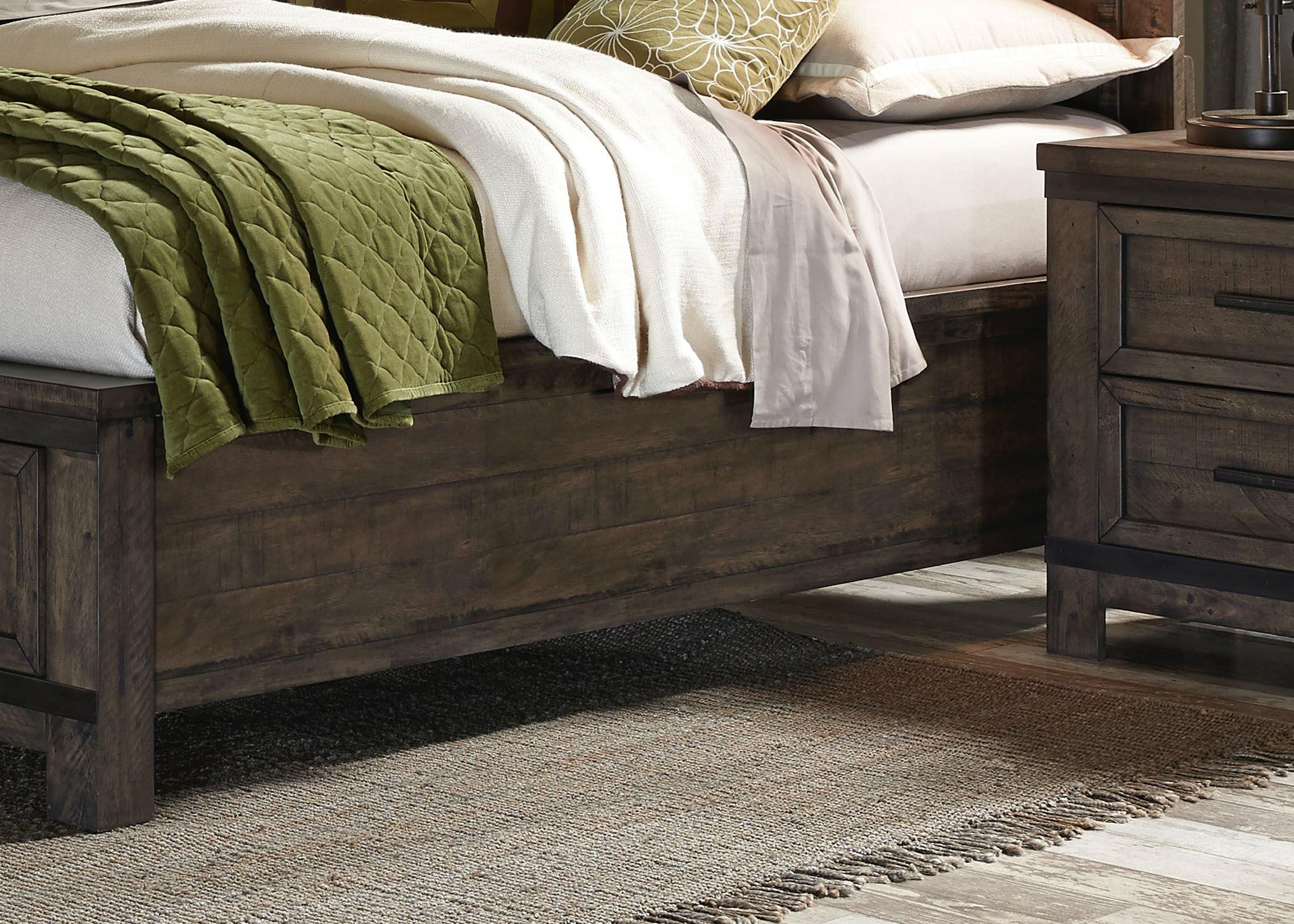 Liberty Furniture Bedroom Storage Bed Rails 759 BR90RSP At Waltman Furniture
