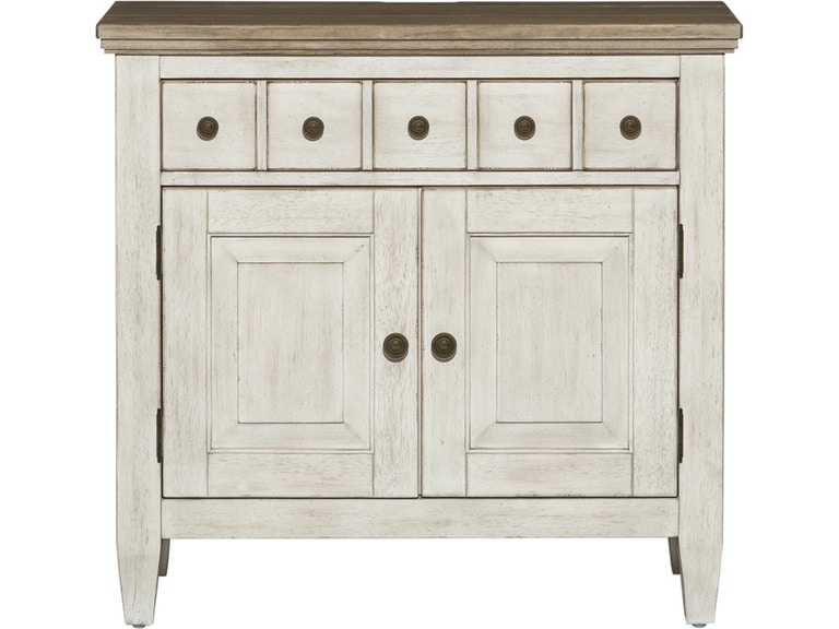 Liberty Bedside Chest Nightstand   Item# 12423