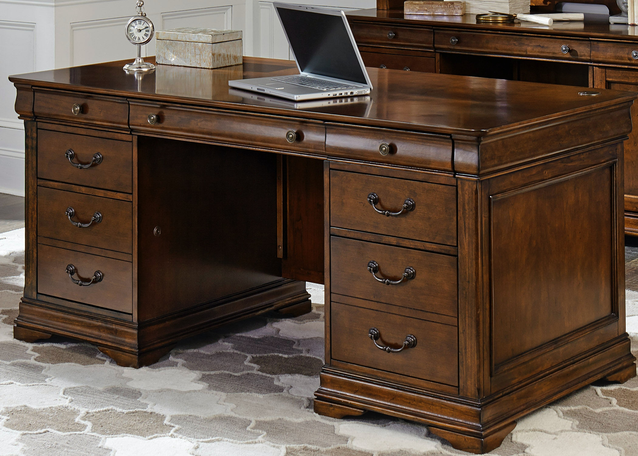 Chateau valley home office jr executive desk base 901 ho105b