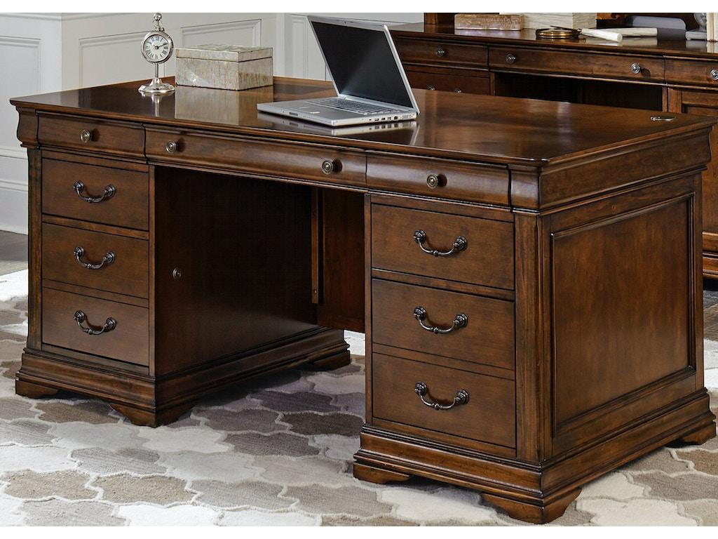 Liberty Furniture Home Office Jr Executive Desk 901 Hoj