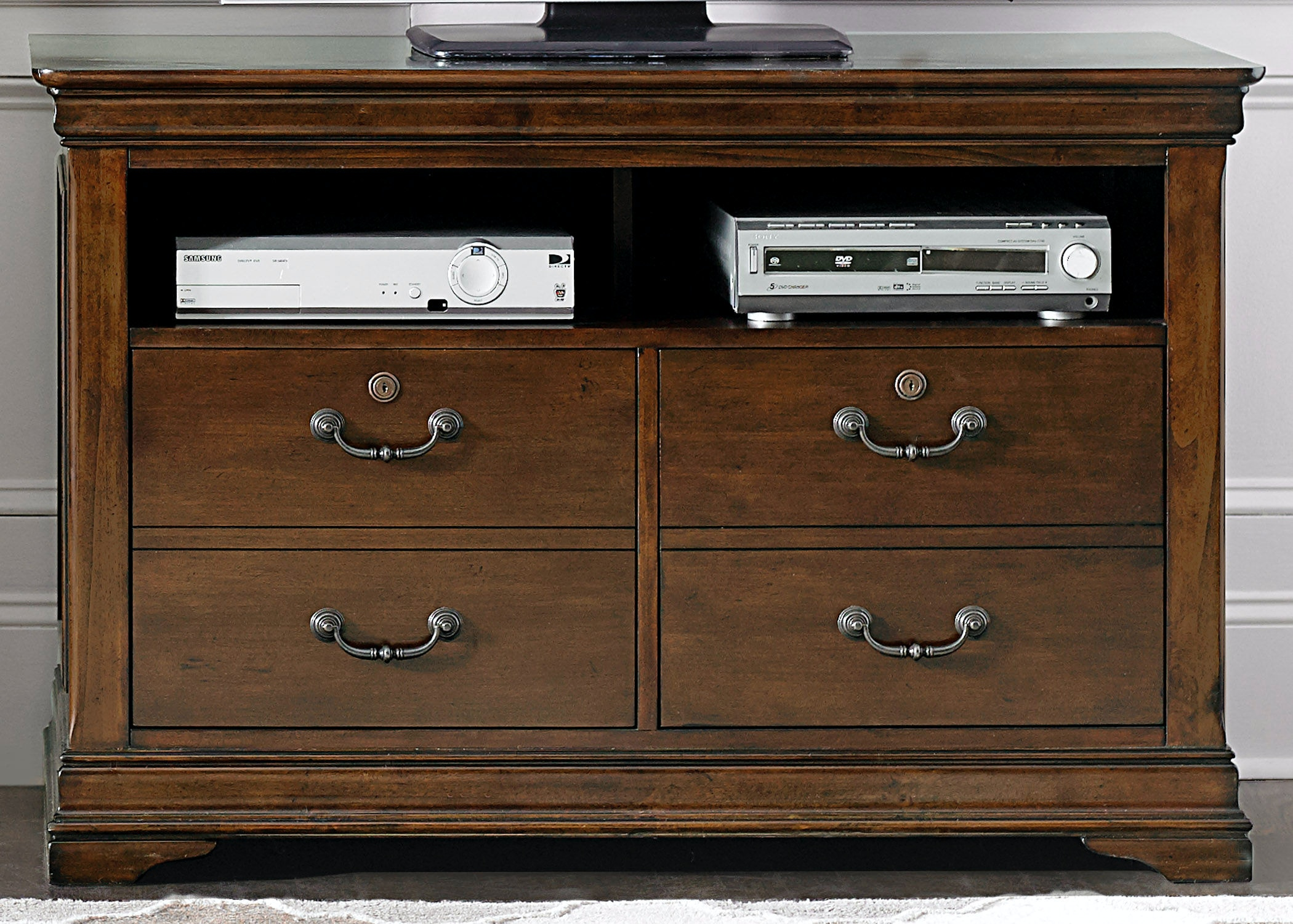 Liberty Furniture Home Office Media File Cabinet 901 Ho146