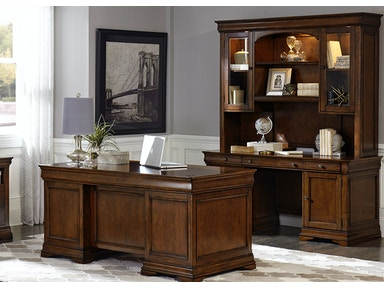 Liberty Furniture 5 Piece Jr Executive Set 901-HOJ-5JES