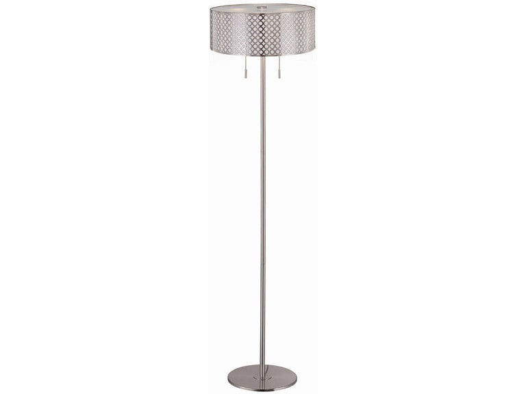 Lite source lamps and lighting floor lamp psmetal cut out shade lite source floor lamp psmetal cut out shade with liner e27 aloadofball Gallery