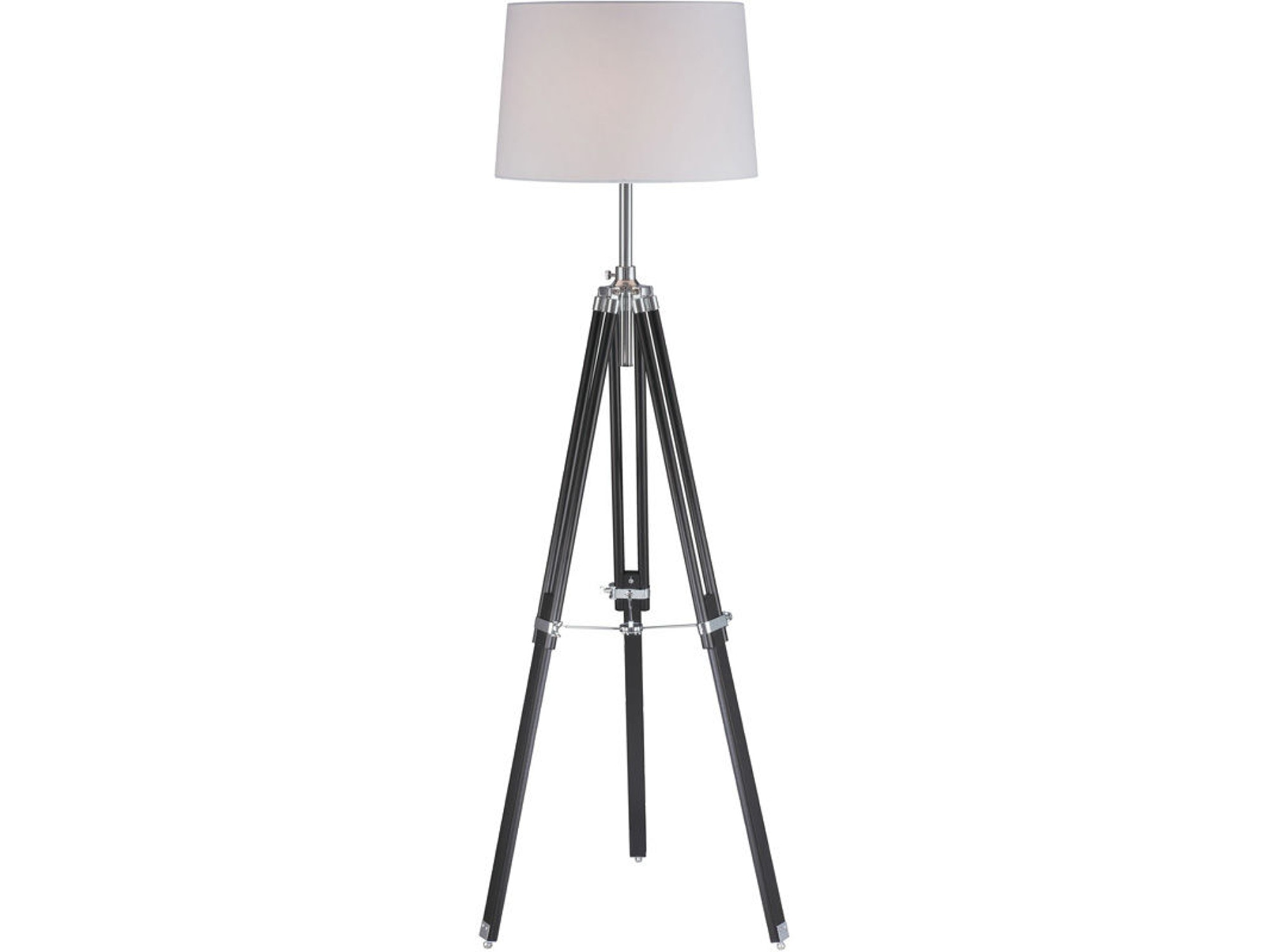 Surveyor Style 3 Leg Floor Lamp 036031
