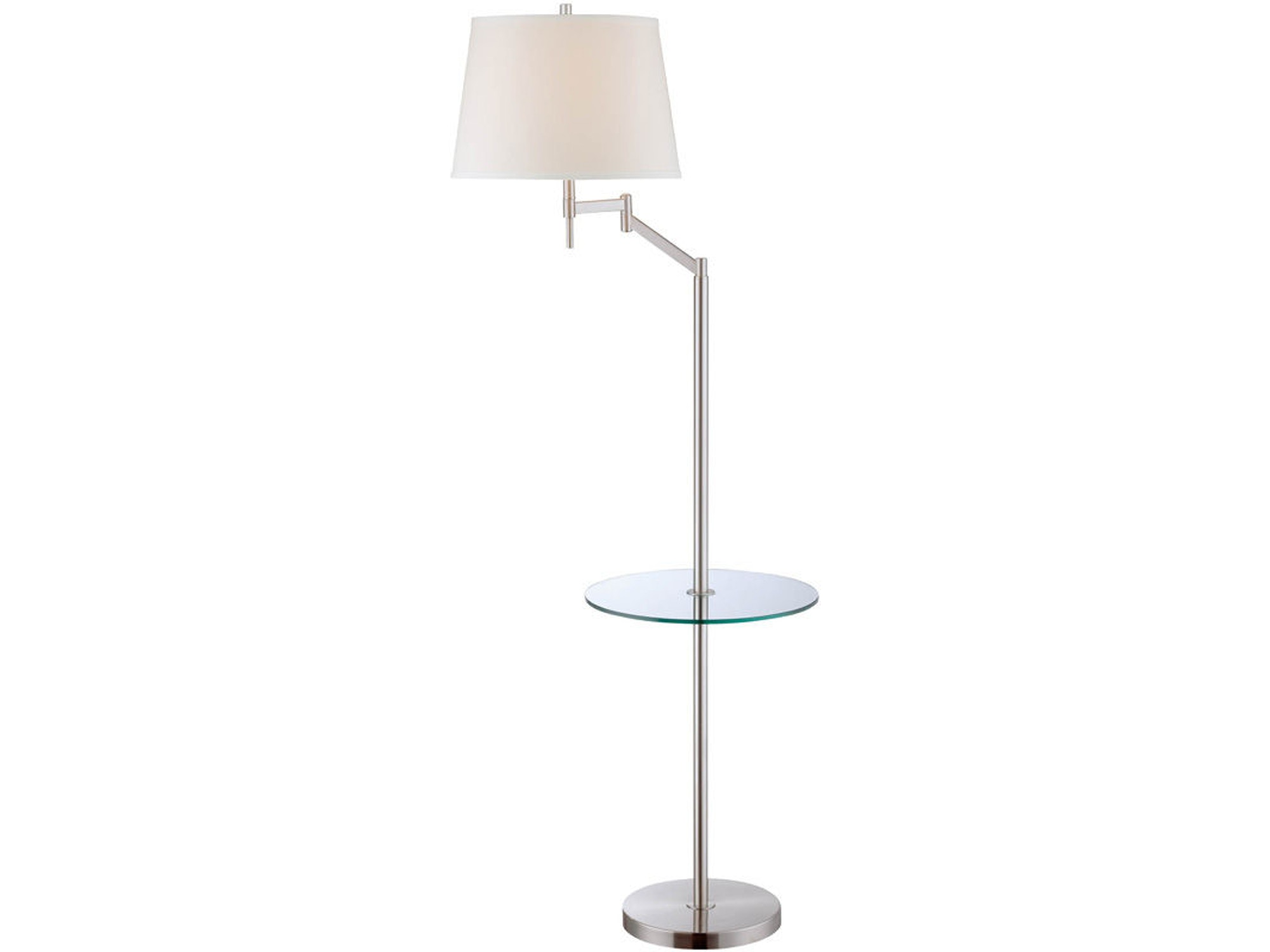 Floor Lamp with Table 041162