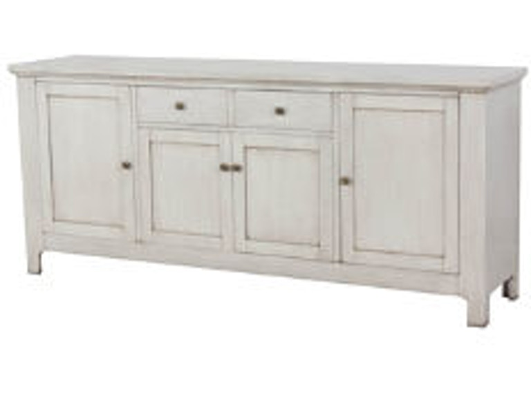 Lorts Manufacturing Dining Room Console Table Buffet 1166 At Toms Price Furniture