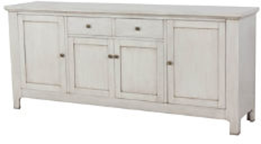Lorts Manufacturing Dining Room Console Table/Buffet 1166 ...