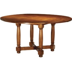 Incroyable Lorts Manufacturing Dining Room Square To Round Table Top 1173 At Norwood  Furniture