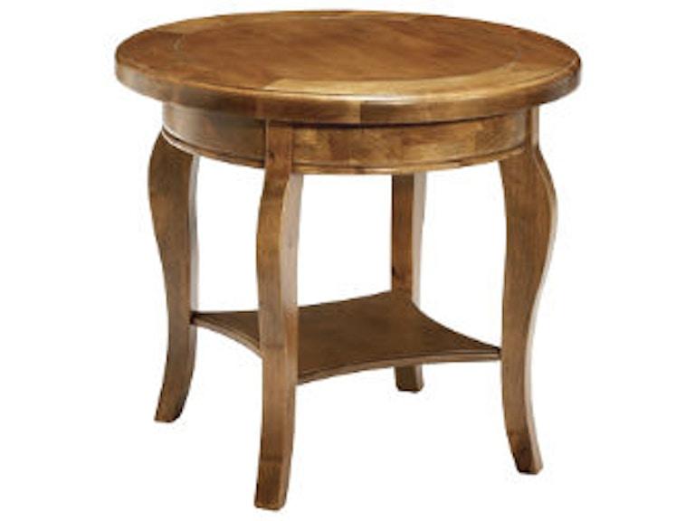 Lorts Manufacturing Living Room Lamp Table 1216 Eastern Furniture Santa Clara CA