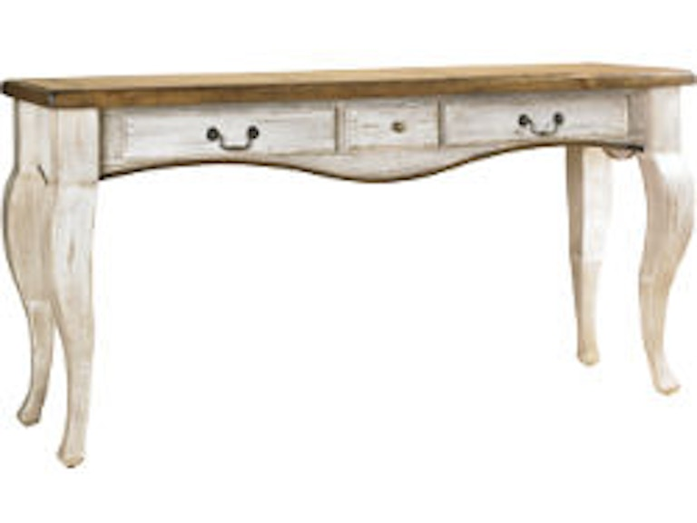 Lorts Manufacturing Living Room Console 1217 - Meg Brown