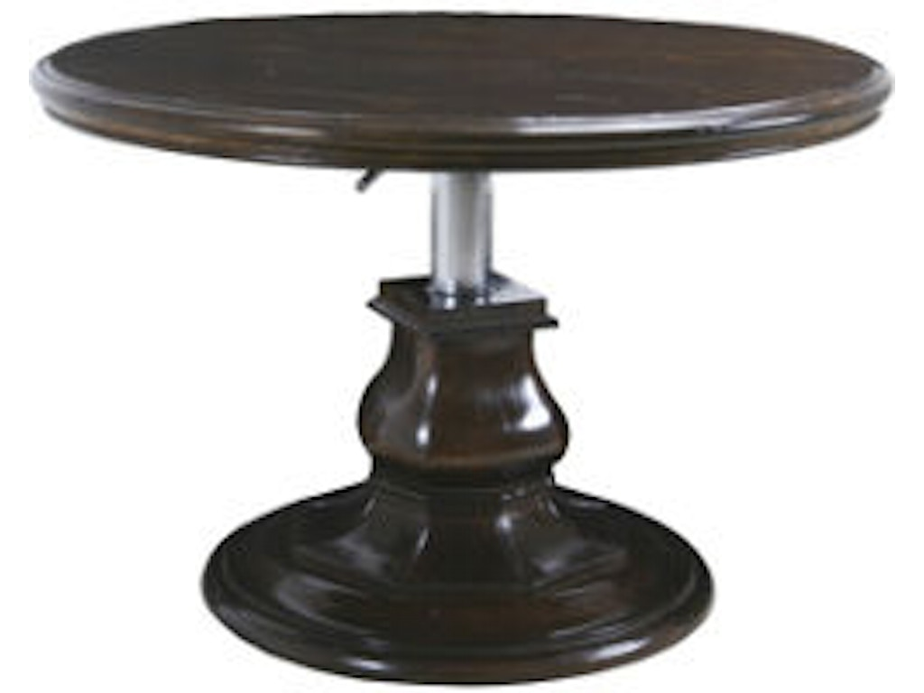 Lorts Manufacturing Living Room Hydraulic Cocktail Table Base 3113 Hickory Furniture Mart