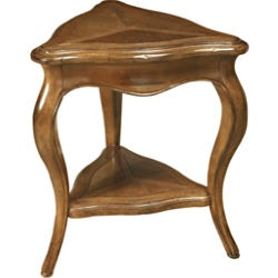 Lorts Manufacturing Triangle End Table 3212