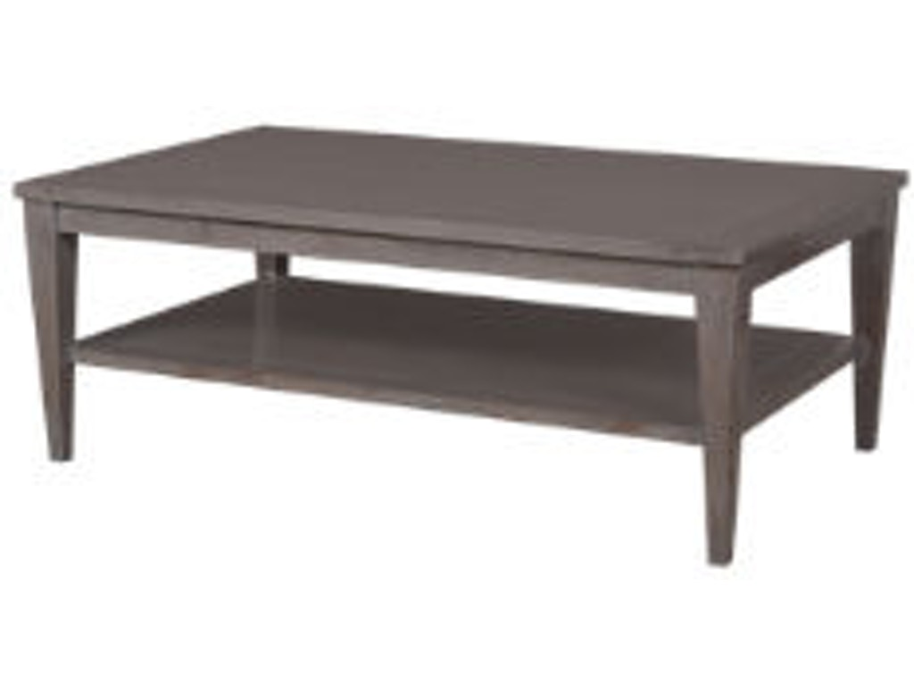 Lorts Manufacturing Living Room Rectangular Cocktail Table