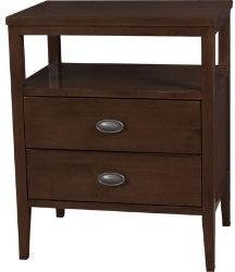 Lorts Manufacturing Bedroom Nightstand 4282