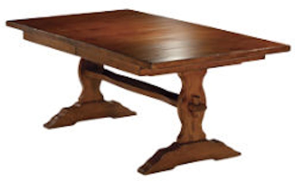 Lorts Manufacturing Dining Room Table Base 7113b Saxon