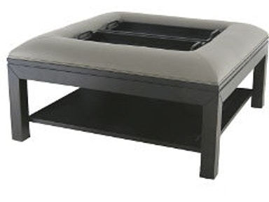 Lorts Manufacturing Cocktail Ottoman 9759