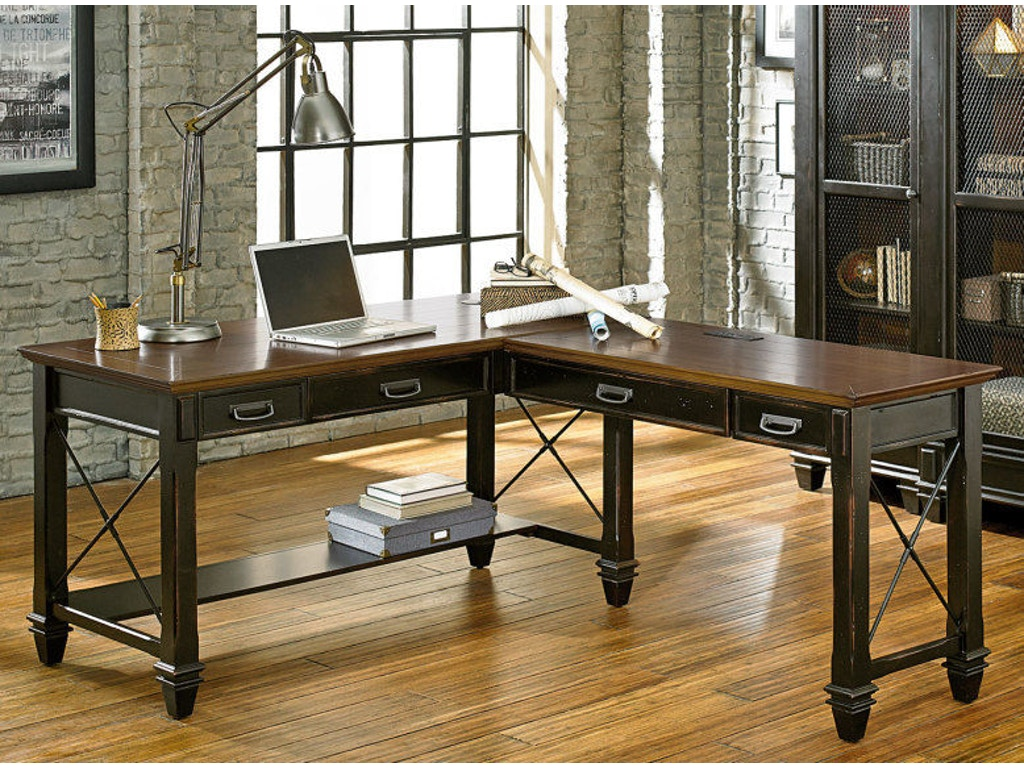 Home Furnishings Martin Home Furnishings Home Office Right Hand Facing Open L