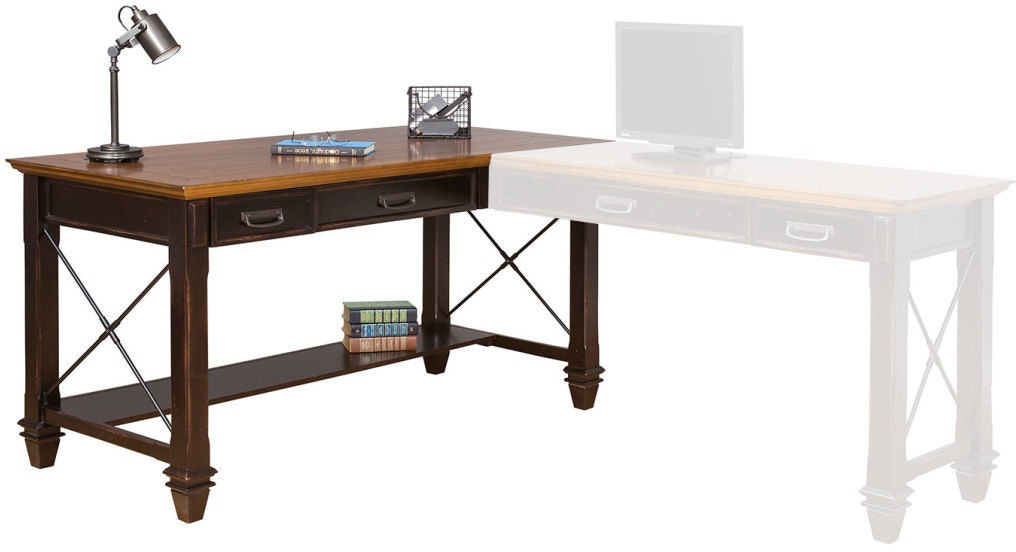 Martin Furniture Home Office Right Hand Facing Open L