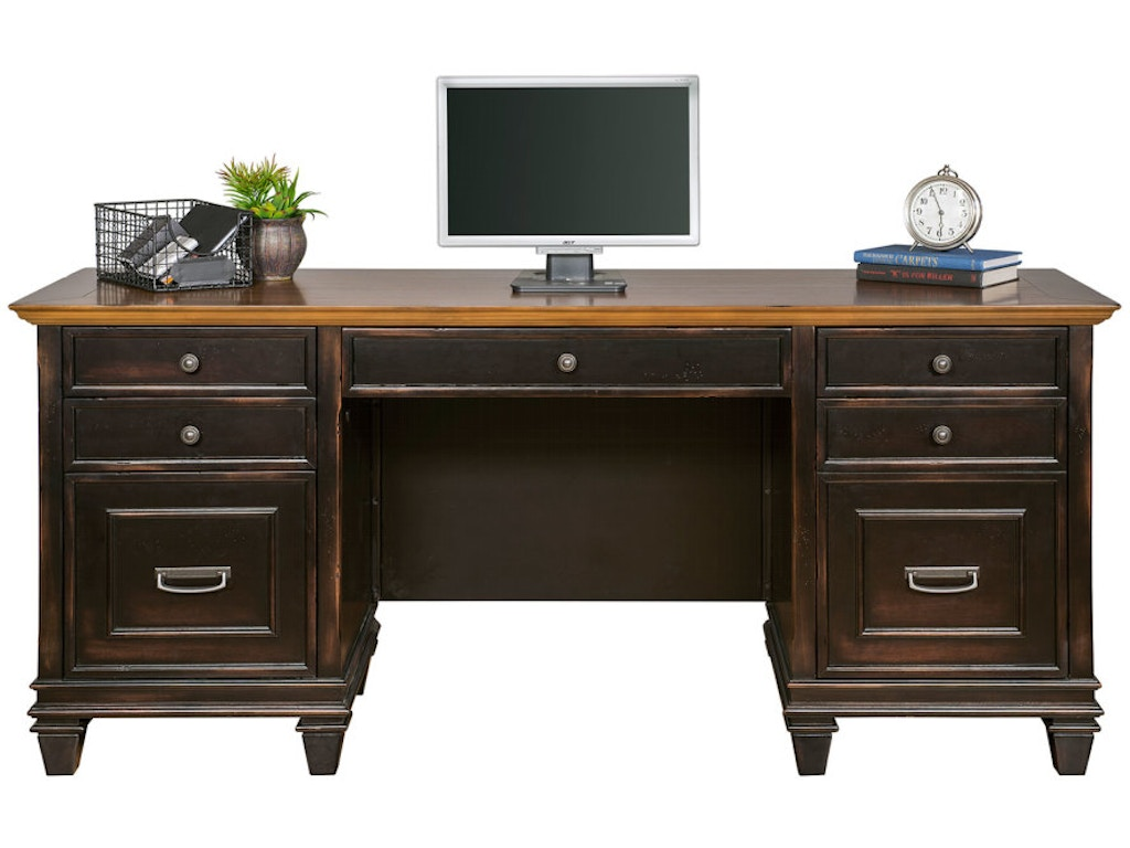 Martin Home Furnishings Home Office Credenza Imhf689