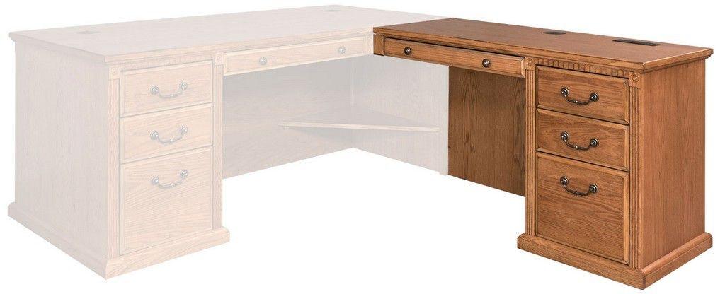 Martin Furniture Desk Return HO6841L RW
