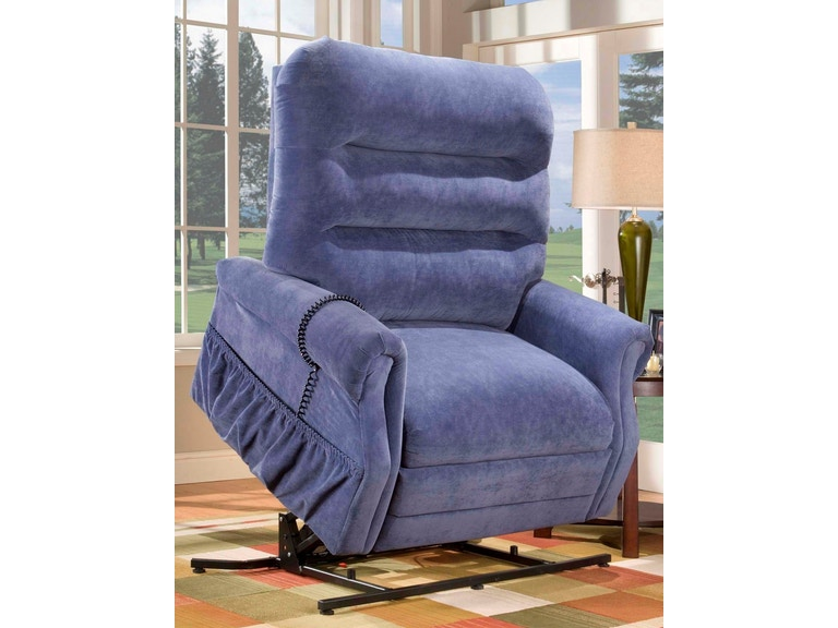 Med-Lift Living Room 3-Way Lift Chair 3653 - Stowers ...