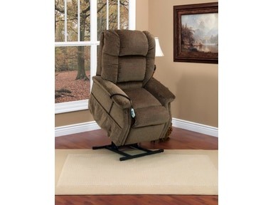 Med-Lift 3-Way Recline Arm Chair 4753