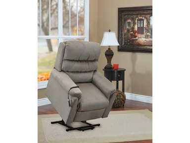 Med-Lift Full Sleeper Lift Chair 545