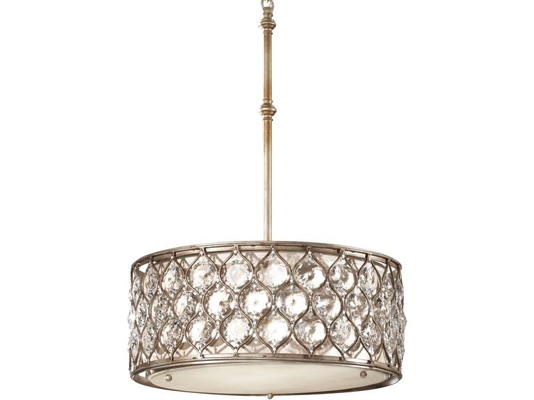 Murray Feiss Lamps And Lighting 3 Light Shade Pendant